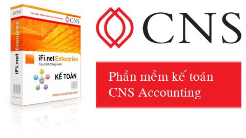 Phần mềm kế toán CNS